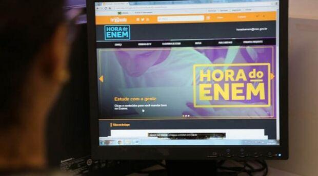 Prazo para fazer o simulado online da 'Hora do Enem' termina hoje