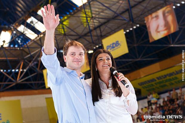 Rose, candidato a vice e coligação são multados em R$ 4 mil por campanha em feira livre