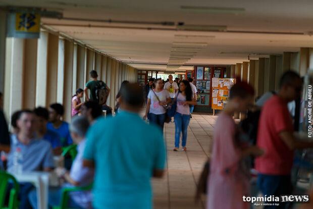 Em MS, população é contra cobrança de mensalidades em universidades públicas