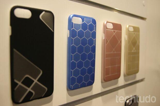 Capas para iPhones 7 e 7 Plus surgem na IFA e 'entregam' versão com câmera dupla