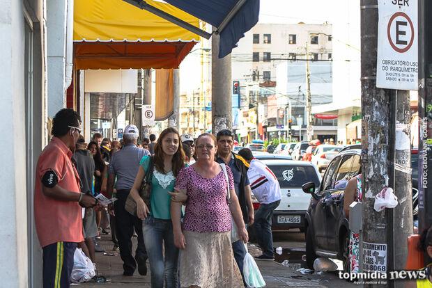 Índice de Negativação do Comércio cai 262 pontos em agosto comparado ao período de 2015
