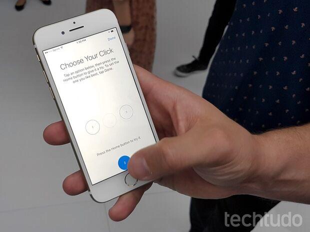 Testamos o iPhone 7, o celular da Apple com botão Home renovado