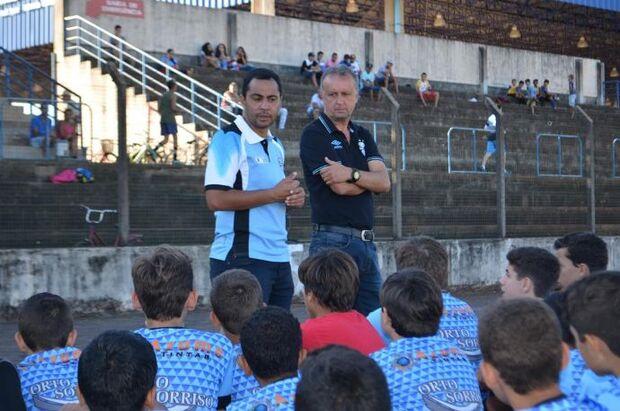Jogadores de MS passam no teste e vão atuar na categoria de base do Grêmio