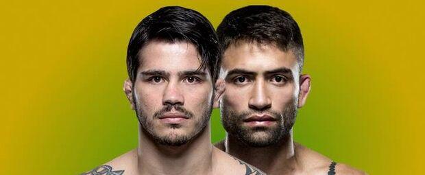 Naviraiense Luan Chagas perde para Erick Silva por finalilzação no UFC Brasília