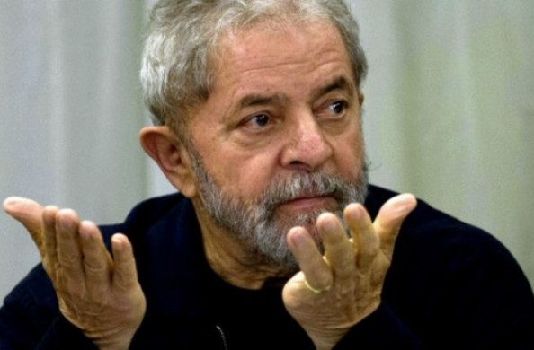 Lula entra com recurso no STF contra decisão de Teori