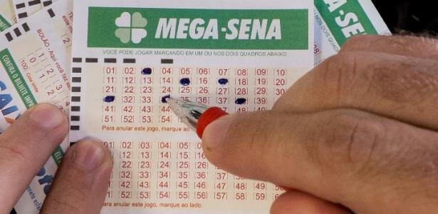 Mega-Sena acumula e prêmio pode chegar a R$ 28 milhões