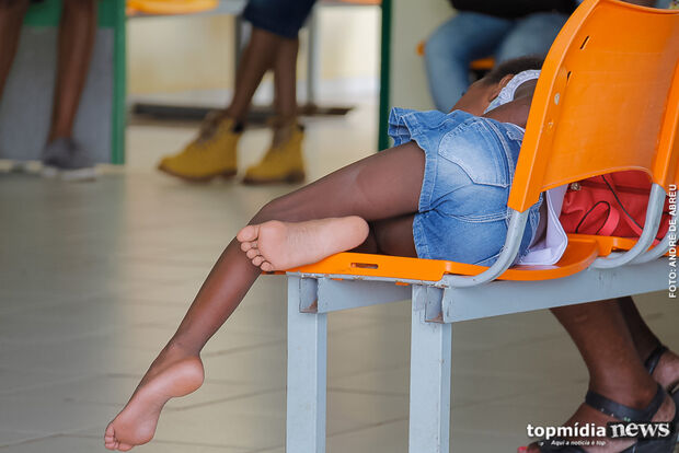 Pacientes do interior do Estado são apontados como causa de superlotação em Campo Grande