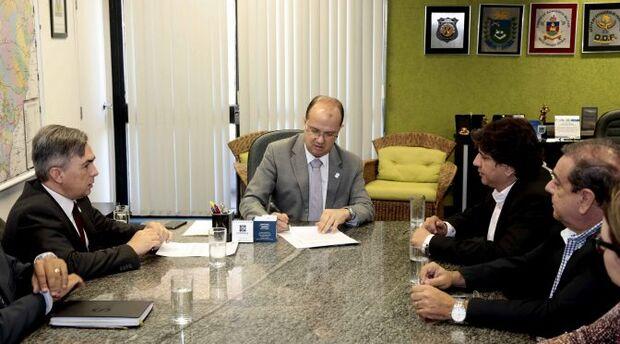 Parceria firmada pela Sejusp leva unidade do IML ao município de Bataguassu