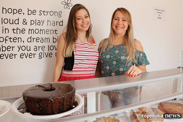 Casa de bolos é salvação de alérgicos, veganos e da galera fitness que adora doce