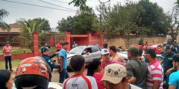 Suposto militar do Exército Paraguaio é preso por assalto com pistola falsa em Ponta Porã