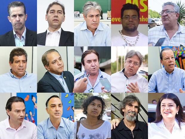 Debate entre os 15 candidatos pela prefeitura será transmitido ao vivo pelo TopMídiaNews
