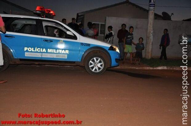Polícia procura por suspeito de matar homem com facada no pescoço em Maracaju