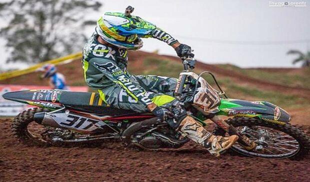 Equipe de Dourados vai representar MS no Brasileiro de motocross em Goiás