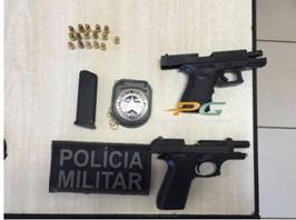 Maior traficante do Nordeste é preso ao entrar em MS com arma e documento falso