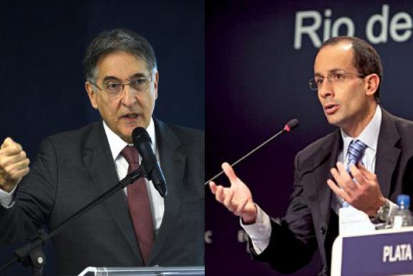 Polícia Federal indicia Fernando Pimentel e Marcelo Odebrecht