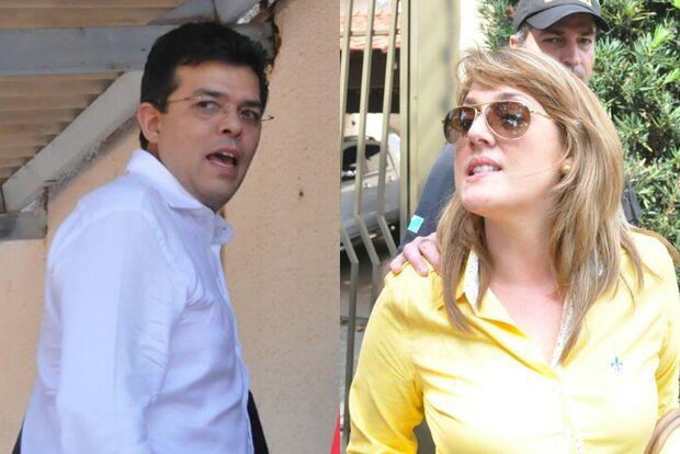 Com fiança de quase R$ 30 mil, casal Olarte é liberado e usará tornozeleira