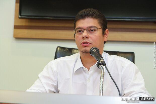 Candidaturas de Otávio Trad, Edil e Saci são liberadas pela Justiça Eleitoral