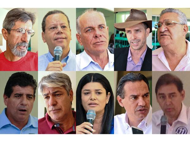 Candidatos investem no 'corpo a corpo' em momentos finais da campanha eleitoral