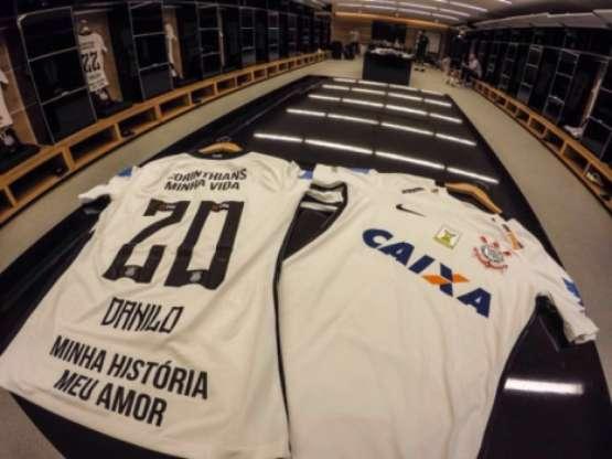 Corinthians fecha novo patrocínio para a camisa