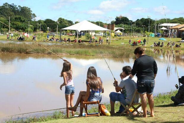 Semana do Peixe terá eventos em 3 parques de Dourados