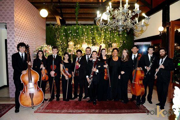 Orquestra Prelúdio realiza concerto na próxima terça-feira em Campo Grande