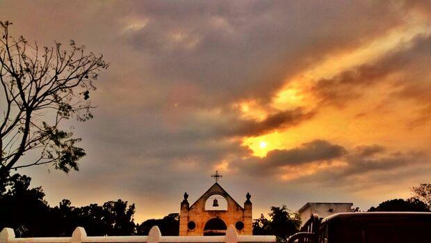 Tempo deve ficar nublado e seco em Campo Grande