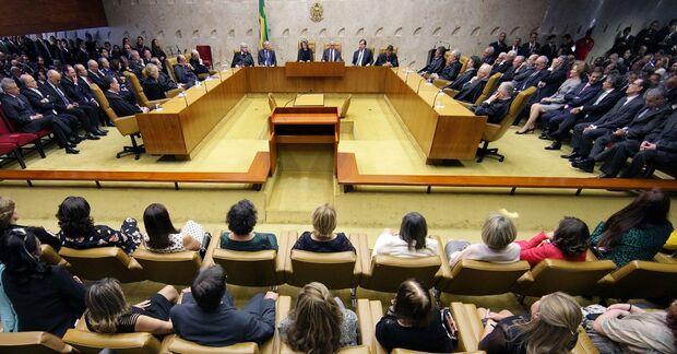 Reinaldo se reúne hoje com nova presidente do STF
