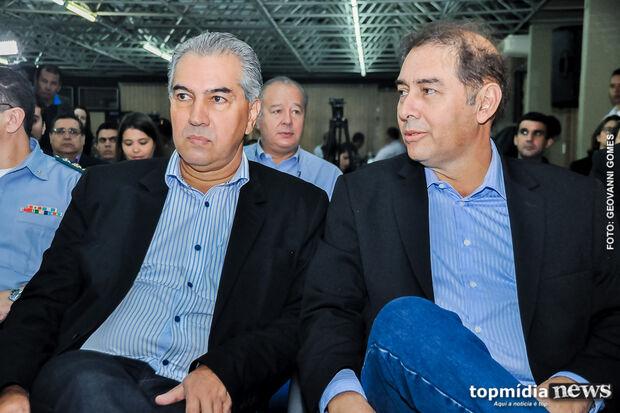 Reinaldo e Bernal participam de agenda com Geraldo Alckmin na Capital