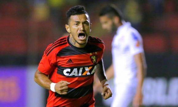 Sport vence o Santos por 1x0, mas Peixe ainda continua no G-4 do Brasileiro