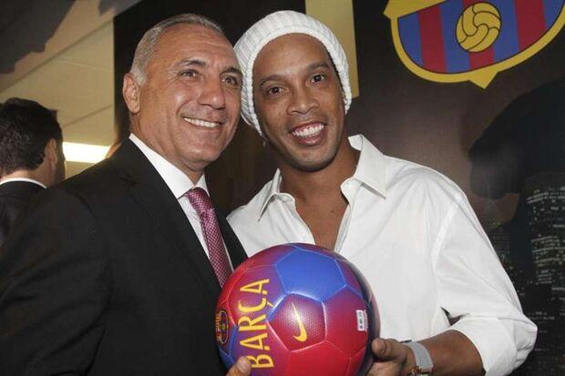 Com novos projetos, Ronaldinho Gaúcho revela aposentadoria