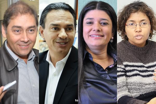 Candidatos acreditam em reviravolta na reta final das eleiçoes