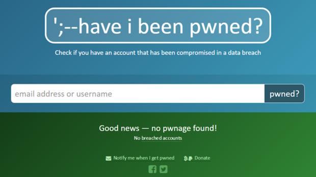 Site revela se seu login e senha de redes sociais foram alvo de hackers