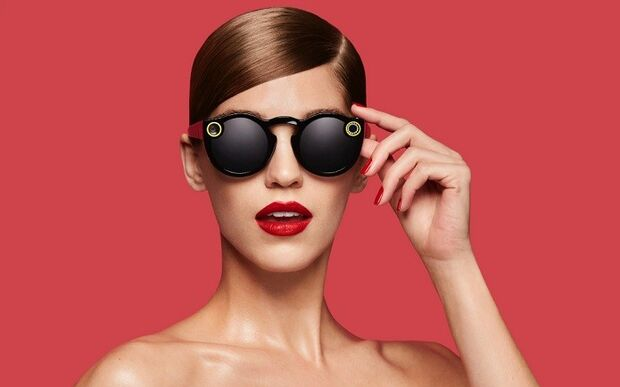 Snapchat troca de nome e lança óculos que grava vídeos