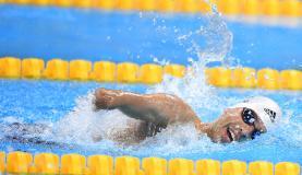 Fenômeno, Daniel Dias fatura oitava medalha na paralimíada do Rio