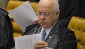 Teori nega liminar para anular sessão que aprovou impeachment de Dilma