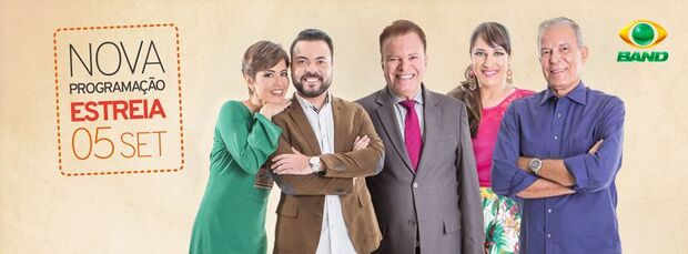 TV Bandeirantes em MS muda de nome e apresenta nova programação