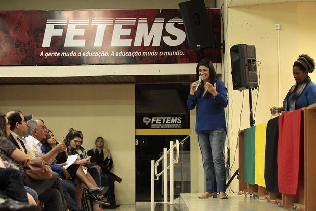 Durante debate, Rose destaca políticas públicas para comunidade negra