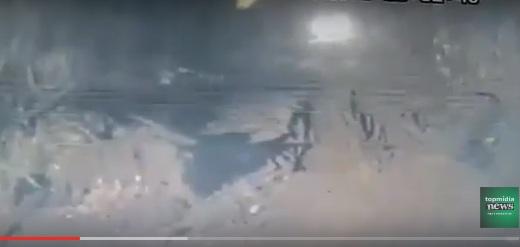 Vídeo: veja momento que ex-vereador é queimado em Campo Grande