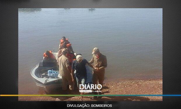 Bombeiros procuram por homem desaparecido após acidente entre barcos no Pantanal