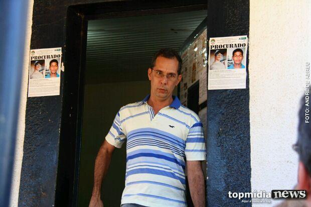 Segundo a deixar prisão, 'laranja' de Olarte prefere não comentar o caso