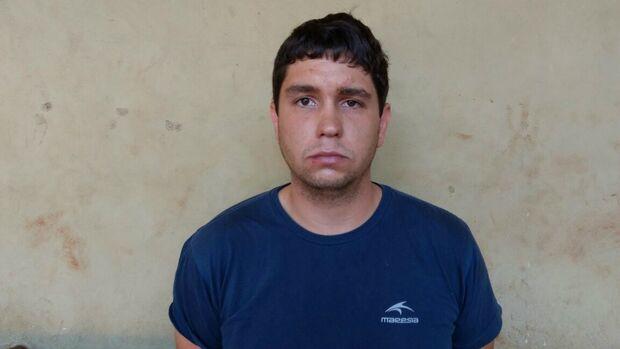 """'Gordinho Boy"""" é perseguido por 15km e preso com maconha e cocaína"""