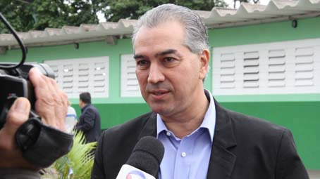 Reinaldo lança R$ 21 milhões em obras de infraestrutura em cidade de MS