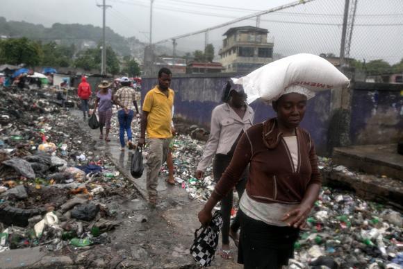 Haiti é o país com maior número de mortes por catástrofes naturais, diz ONU