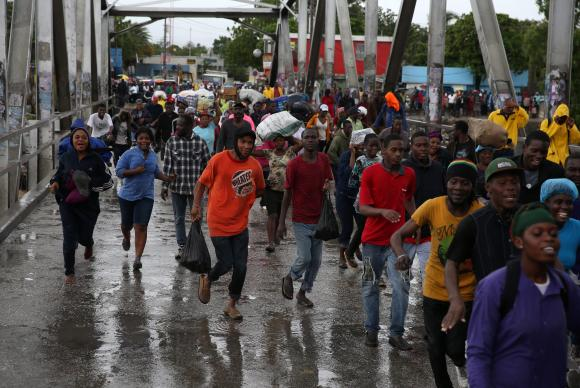 Após Furacão Matthew, ONU alerta para aumento de casos de cólera no Haiti