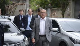 Gilmar Mendes diz que eleição transcorreu 'em clima de paz e normalidade'