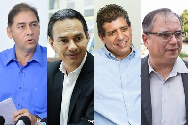 Candidatos são multados em R$ 42 mil por propaganda eleitoral irregular na Capital