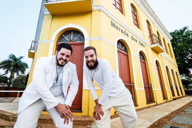 Na última semana de outubro, samba, rock e música regional tomam conta da Morada dos Baís