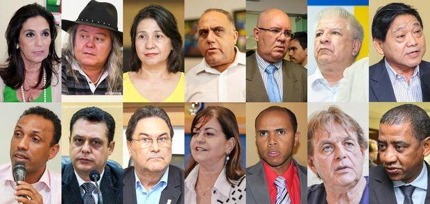 Vereadores derrotados nas urnas perderam mais de 33 mil votos entre eleições