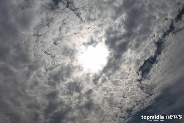 Quinta-feira deverá ser nublada em Campo Grande