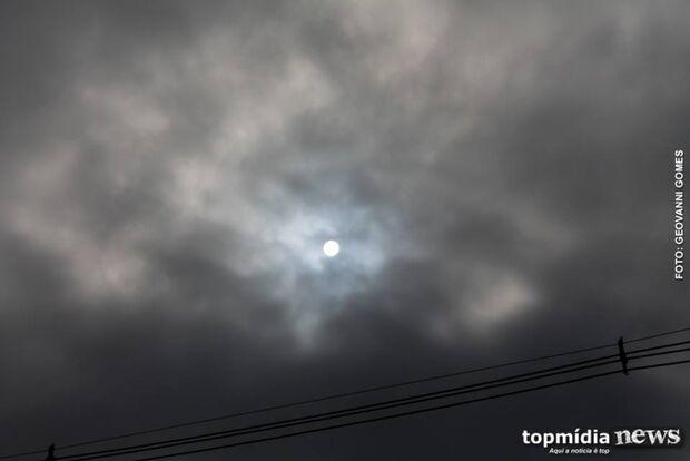 Quinta-feira será de chuva em Mato Grosso do Sul